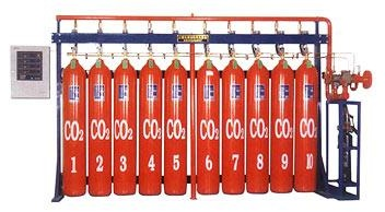 FIXED FIRE EXTINGUISHING SYSTEM